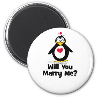 Will You Marry Me Fridge Magnet