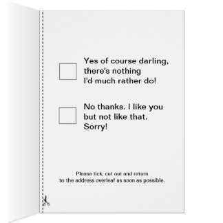 Will You Marry Me Remote Proposal + Reply Card