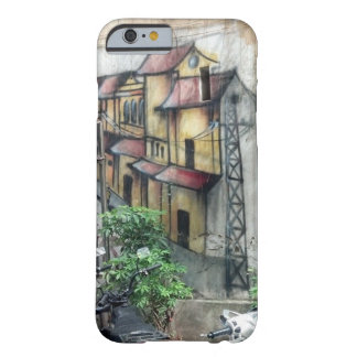 Will you travel with me? Hanoi Graffiti Barely There iPhone 6 Case