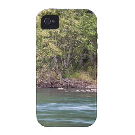 Willamette River at Black Canyon Campground iPhone 4/4S Cover