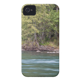 Willamette River at Black Canyon Campground iPhone 4 Case-Mate Case