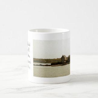 Willard Beach, South Portland, Maine Coffee Mug