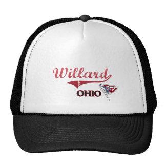 Willard Ohio City Classic Mesh Hats