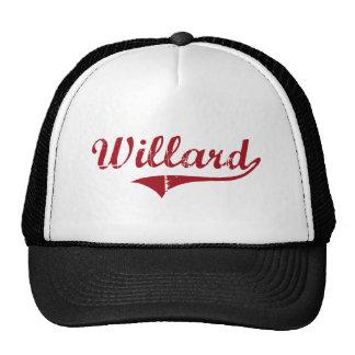 Willard Ohio Classic Design Trucker Hats