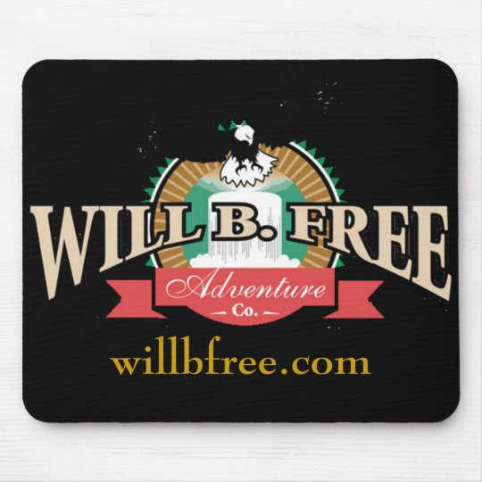 willbfree.com mouse pad