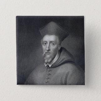 William Allen , engraved by J.Cochran 15 Cm Square Badge