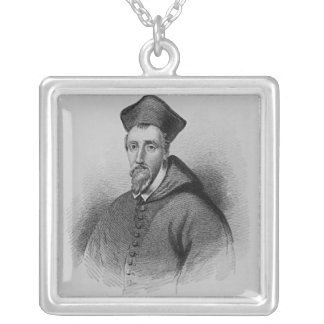 William Allen  from 'Lodge's British Silver Plated Necklace