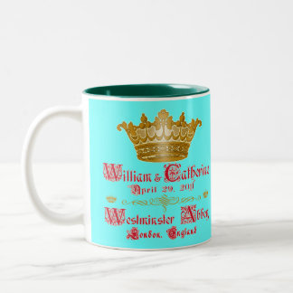 William and Catherine Royal Wedding Cup