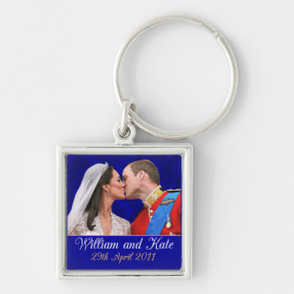 William and Kate Royal Wedding Kiss Key Ring