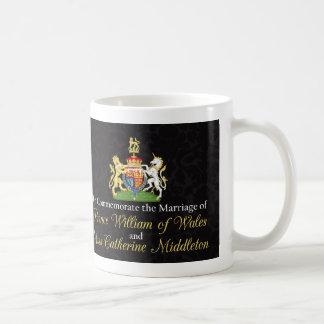 William and Kate Royal Wedding Kiss Mug