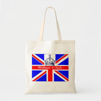 William and Kate tote