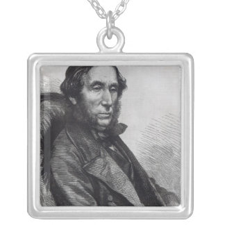 William Balfour Baikie Silver Plated Necklace