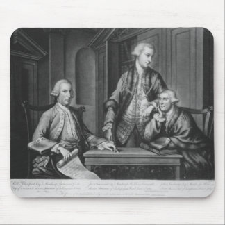 William Beckford  James Townsend Mouse Mat