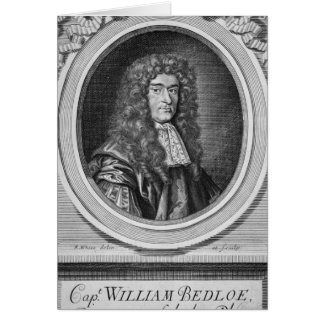 William Bedloe Card