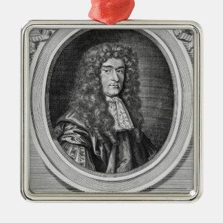 William Bedloe Christmas Ornament