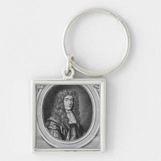 William Bedloe Key Ring