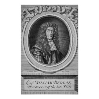 William Bedloe Poster
