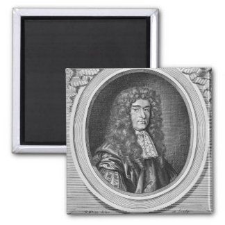 William Bedloe Square Magnet