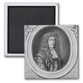 William Bedloe Square Magnet