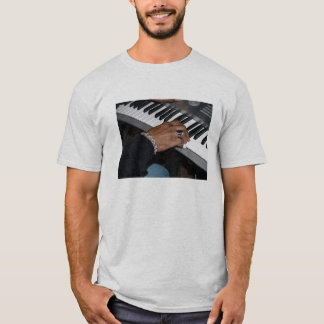 William Bell Piano T-Shirt