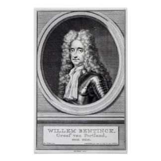 William Bentinck, 1st Earl of Portland Poster