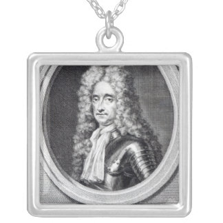 William Bentinck, 1st Earl of Portland Silver Plated Necklace