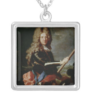 William Bentinck, Earl of Portland Silver Plated Necklace
