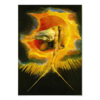 William Blake Ancient of Days Print