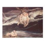 William Blake-Illustration to Dante's DivineComedy Post Card