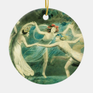 William Blake Midsummer Night's Dream Ornament
