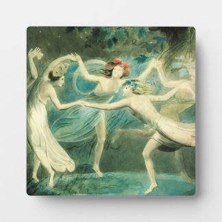 William Blake Midsummer Night's Dream Plaque