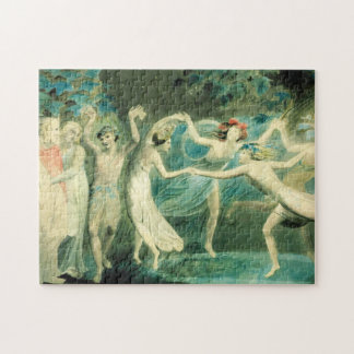 William Blake Midsummer Night's Dream Puzzle