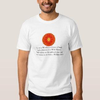 William Blake Quote T Shirts