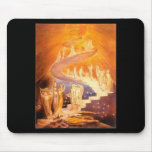 William Blake's Jacob's Ladder Mouse Pad