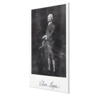 William Boyce Canvas Print