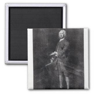 William Boyce Square Magnet
