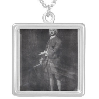 William Boyce Silver Plated Necklace