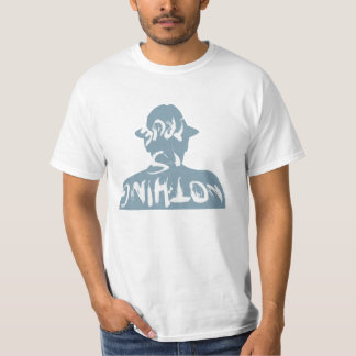 William Burroughs Nothing is True T-Shirt