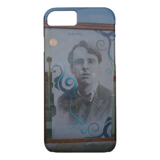 William Butler Yates, literacy star from Ireland iPhone 8/7 Case