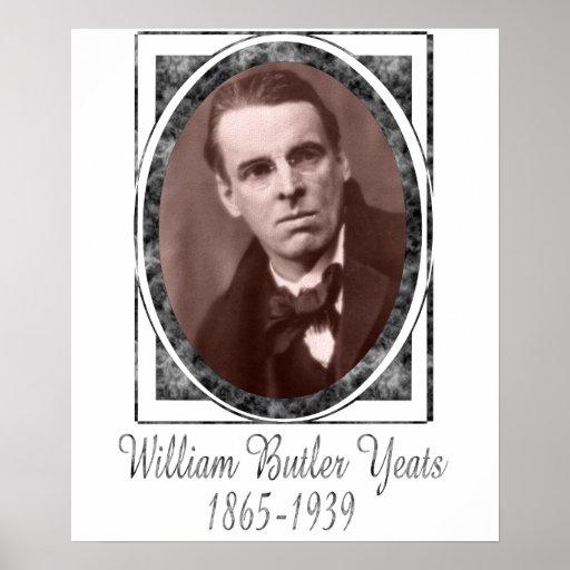 William Butler Yeats Posters