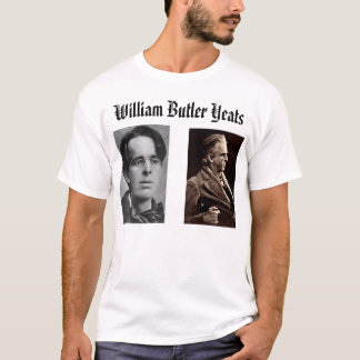 William Butler Yeats T-Shirt