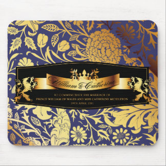 William & Catherine - The Royal Wedding 2011 Mouse Mat