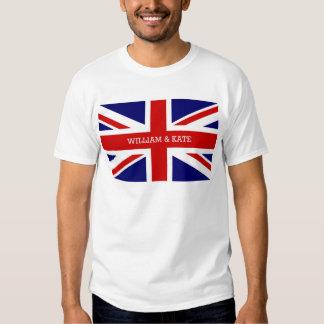 William & Catherine | The Royal Wedding T-shirt
