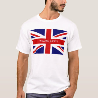 William & Catherine | The Royal Wedding T-Shirt