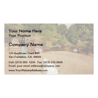 William Chase- A Bit of the Terrace Pack Of Standard Business Cards