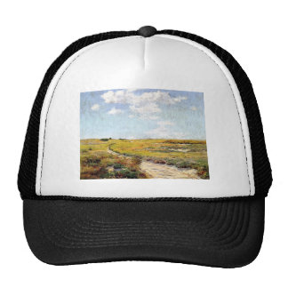 William Chase- A Sunny Afternoon, Shinnecock Hills Trucker Hats
