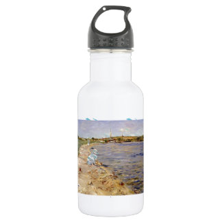 William Chase- Beach Scene- Morning at Canoe Place 532 Ml Water Bottle
