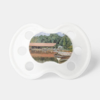 William Chase- Boat House Prospect Park Pacifiers