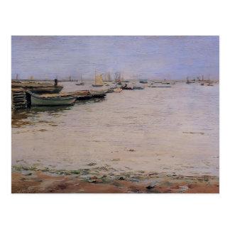 William Chase- Gowanus Bay Postcard