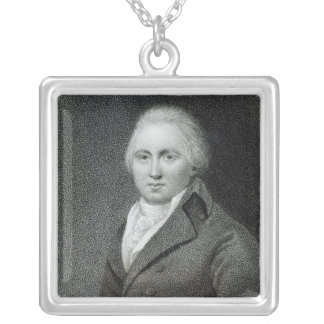 William Cobbett Silver Plated Necklace
